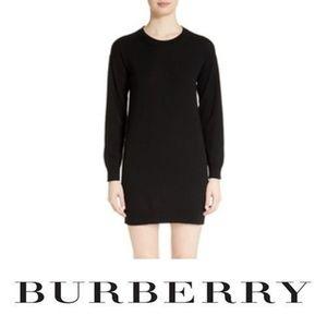 🎉HP🎉Burberry Wool Cashmere Sweater dress